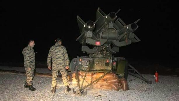 Thổ mang vũ khí đánh chặn mọi mục tiêu đến Libya