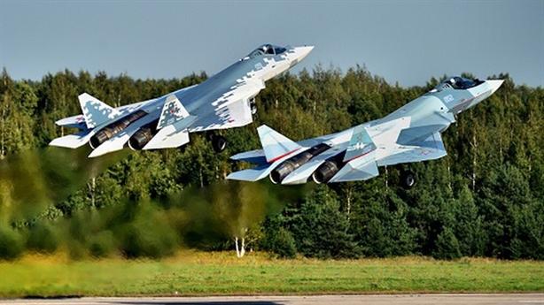 Kinzhal quá lớn để lắp cho Su-57?