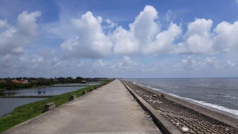 Đường bộ ven biển Nam Định: Dùng ngân sách TƯ 1.000 tỷ