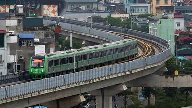 Bao giờ đường sắt Cát Linh-Hà Đông vận hành thương mại?