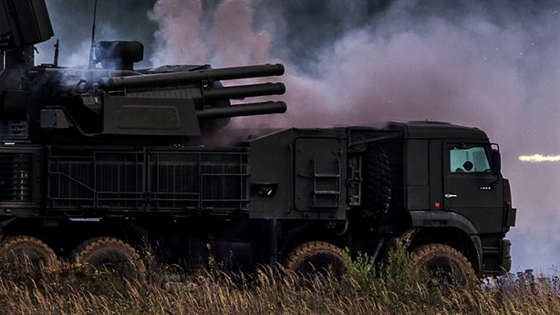 Nga phóng 2 tên lửa đánh chặn 3 UAV