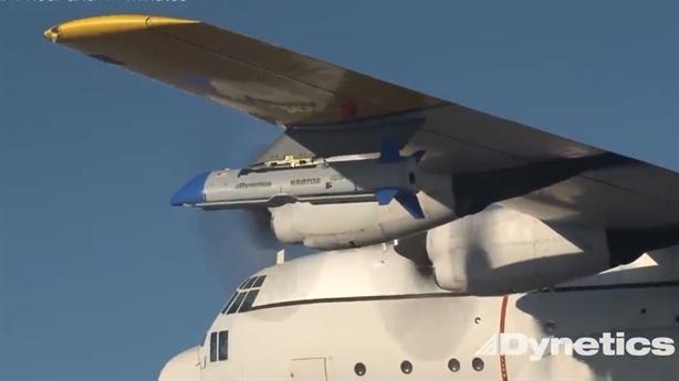 Tham vọng 'hàng không mẫu hạm' trên không của Mỹ sắp thành