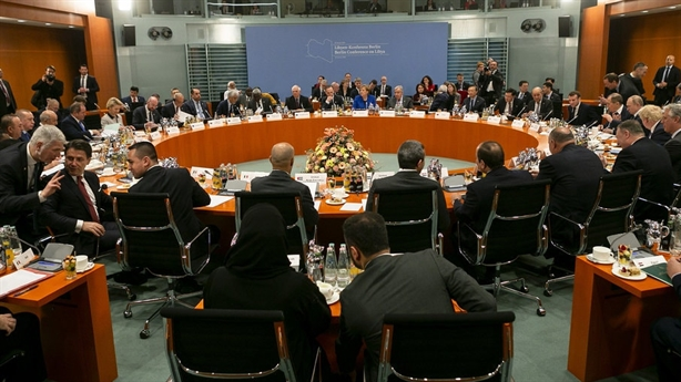 Hội nghị hòa bình Libya: Mờ nhạt...