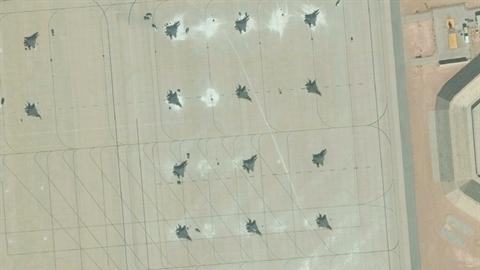 Một tên lửa Iran đủ sức xóa sổ phi đội F-15 Mỹ?