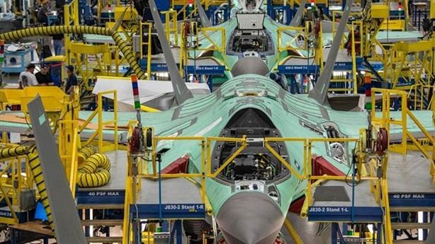 Mỹ sắp tìm được kẻ thay thế khi hất Thổ khỏi F-35