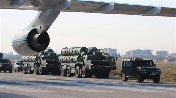 Nga chuyển 120 tên lửa S-400 cho Thổ sẵn sàng trực chiến