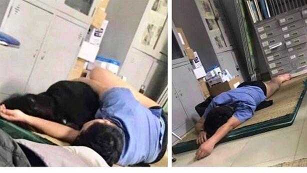 Bác sĩ ôm nữ sinh ngủ trong ca trực: 'Chỉ ngủ thôi'