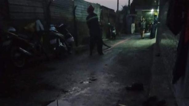 Cháy nhà 5 người chết: Không có cửa thoát