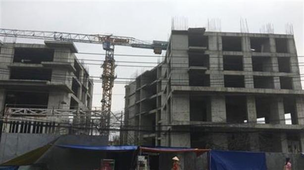 Kiểm tra dự án Hạnh Phúc xây khi chưa chuyển đổi đất