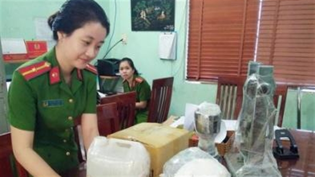 Giáp Tết, công an Đồng Nai phá đường dây ma túy khủng