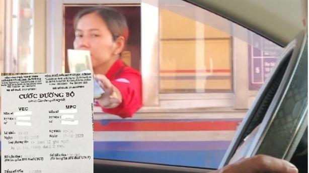 BOT Pháp Vân-Ninh Bình:Mở tài khoản ETC vẫn bị thu tiền mặt