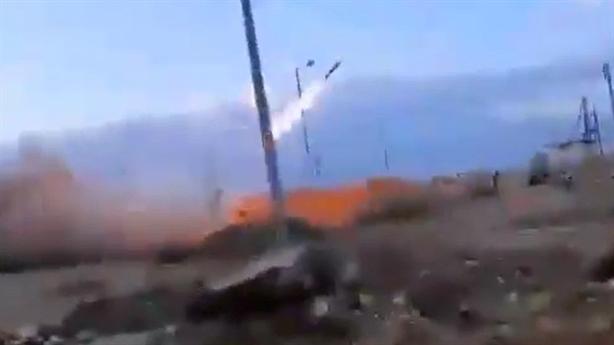SAA dội tên lửa hạng nặng nhất vào phiến quân tại Aleppo