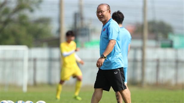 Ông Park và ước mơ dang dở với bóng đá Việt Nam