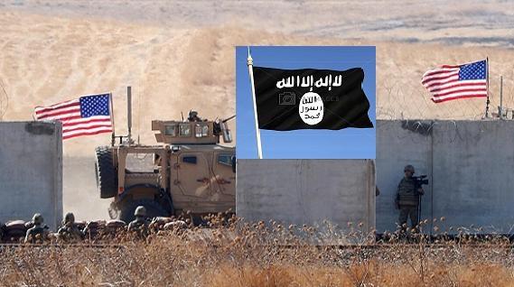 Mỹ không rút quân vì lo nghĩ cho tương lai Iraq-Syria!