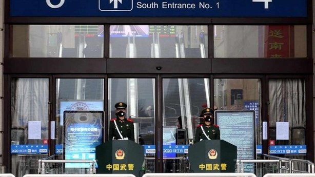 Cập nhật bệnh phổi Trung Quốc: Người tử vong tăng mạnh