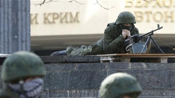 Ukraine dùng lính đánh thuê nước ngoài dọa tấn công Crimea?