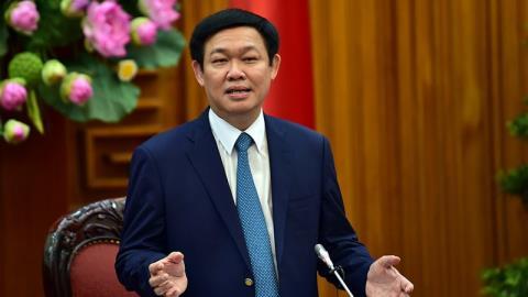 Ông Vương Đình Huệ nói về giấc mơ Việt Nam hùng cường