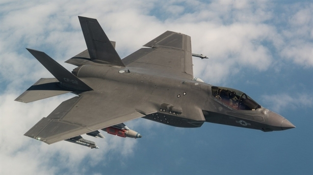 Mỹ tiếp tục phát hiện ra lỗ hổng mới trên F-35