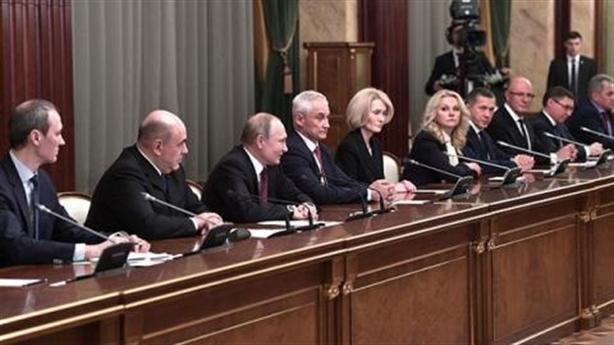 Cách mạng quyền lực: Ông Putin vì nước Nga