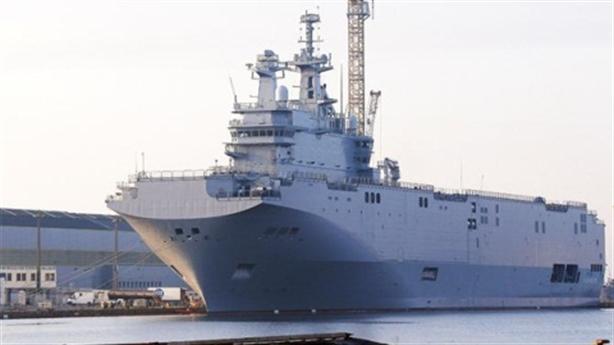 Đóng tàu thay thế Mistrals nhưng Nga quên điều quan trọng!