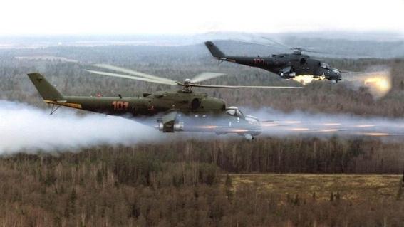 Vì sao Mỹ quyết lùng mua 2 chiếc Mi-24/Mi-35 Nga?