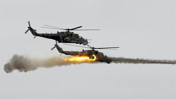 Báo Mỹ: Mi-24 rất mạnh nhưng vẫn đứng sau AN-1 Cobra