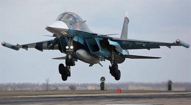 Nga sản xuất loạt Su-34 phiên bản mới mạnh ngang F-16