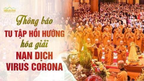 Trụ trì chùa Ba Vàng giải nạn corona: Giải thích nóng