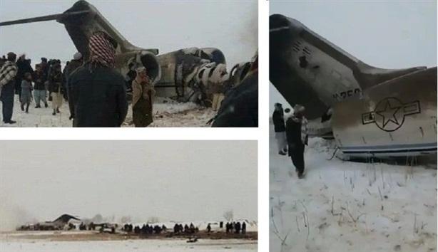 Máy bay Mỹ bị tên lửa Stinger bắn hạ?