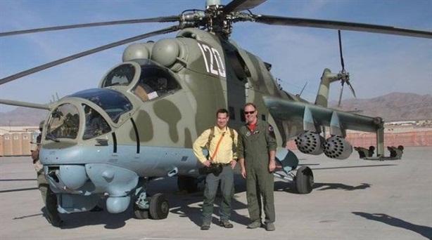 Mỹ nói thẳng khi lộ ảnh huấn luyện với Mi-24