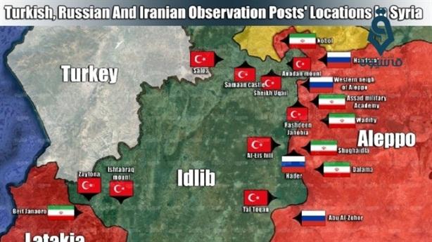 Thổ Nhĩ Kỳ điều quân sang Syria: Kiềm thế cân bằng Mỹ-Nga