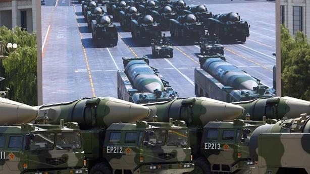 Trung Quốc vượt qua Nga về doanh số bán vũ khí