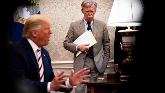 Ông Trump: Cựu cố vấn Bolton nói dối chỉ để bán sách