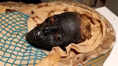 Lộ nhiều bí ẩn về xác ướp Ai Cập kỳ lạ