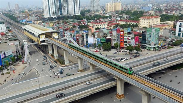 Đường sắt Cát Linh-Hà Đông chậm tiến độ: Chuyện giấy tờ?