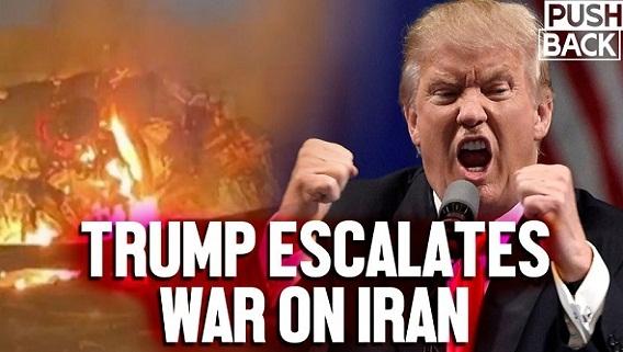 Quốc hội Mỹ không thể trói tay Trump tự quyết đánh Iran