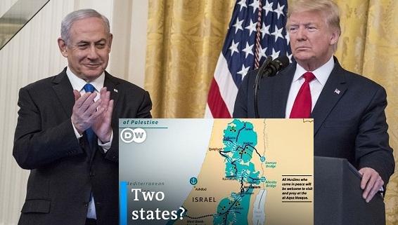 Kế hoạch Hòa bình Palestine-Israel: Người Netanyahu muốn gặp là Putin