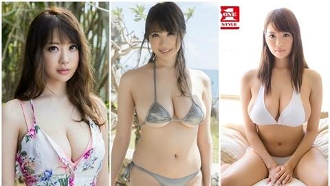 Diễn viên Nhật Bản có vẻ đẹp gợi cảm