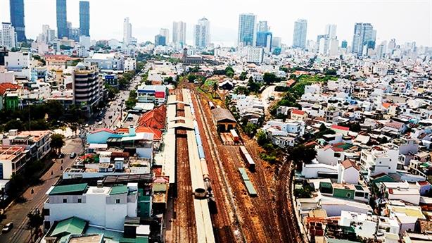 Di dời ga Nha Trang để xây 2 tòa nhà cao tầng?