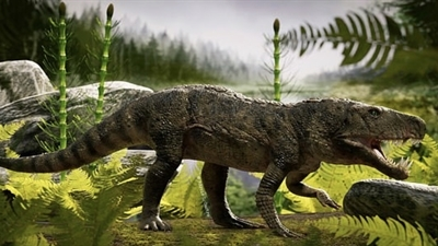 Phát hiện thú ăn thịt đáng sợ giống cá sấu ở Brazil