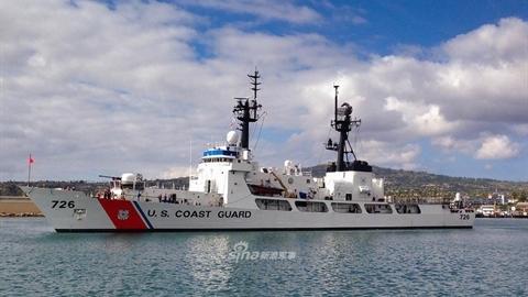 Báo Trung Quốc đưa tin hoạt động cảnh sát biển Việt Nam