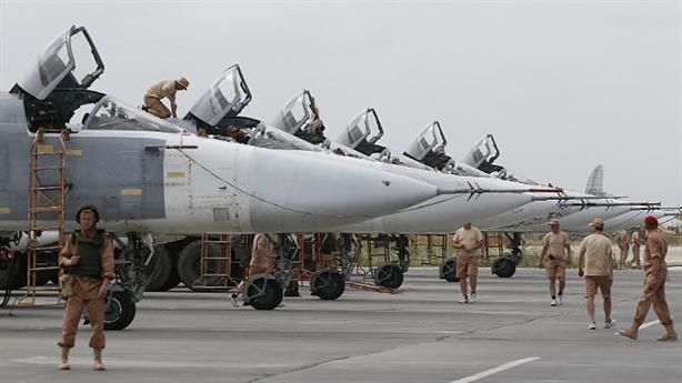 Tất cả các UAV đều bị Nga bắn hạ ở Khmeimim