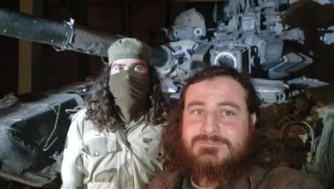 Phiến quân bắt sống T-90, sát hại 4 cố vấn Nga?