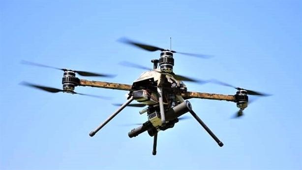 UAV tích hợp radar, súng máy: Khắc tinh của khủng bố