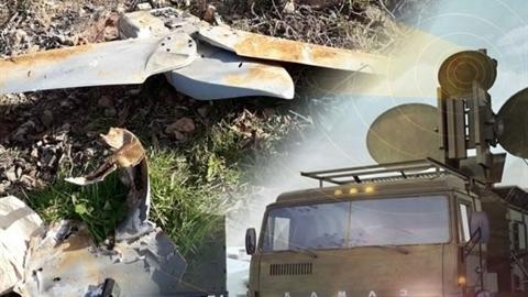 Krasukha 'đốt cháy' máy bay cảm tử tấn công căn cứ Hmeimim