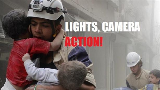Kịch bản dàn dựng tấn công hóa học trong lò lửa Idlib