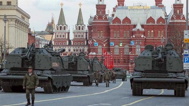 Ngày Chiến Thắng, Nga cho thế giới xem 24 thiết bị khủng