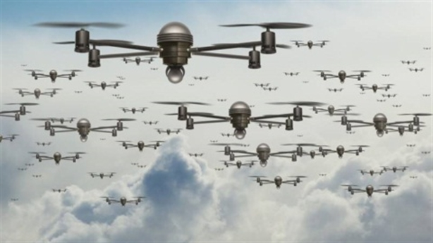 Chiến thuật bầy đàn UAV cảm tử: Đổi hình thái chiến tranh