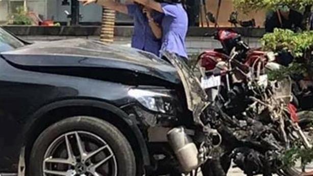 Xúc động tâm thư vụ Mercedes tông nữ tiếp viên hàng không