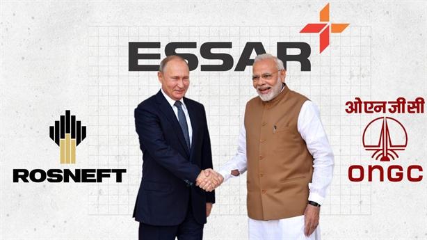 Nga bán 2 triệu tấn dầu cho Ấn Độ: Quả ngọt...